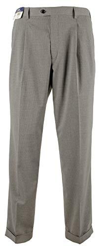 Ralph Lauren Men's Comfort Flex Pleated Cuffed Hem Dress...