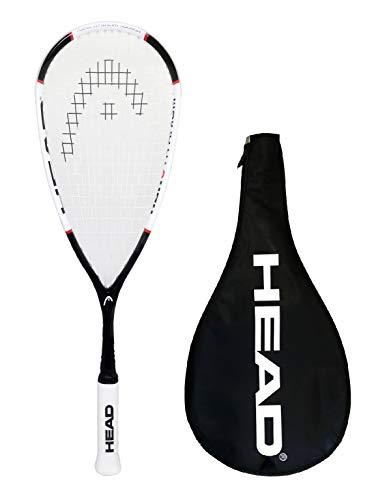 Head Nano Ti Squash Racket Series (Múltiples Opciones) (Nano Ti 115)