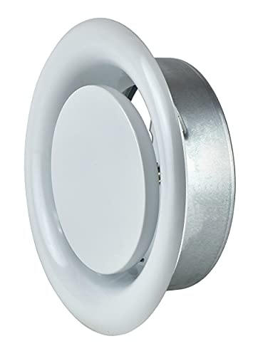 Válvula de disco redonda de 160 mm