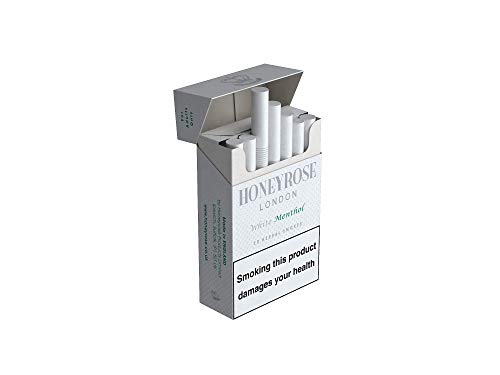 Honeyrose White Menthol Pack of 20