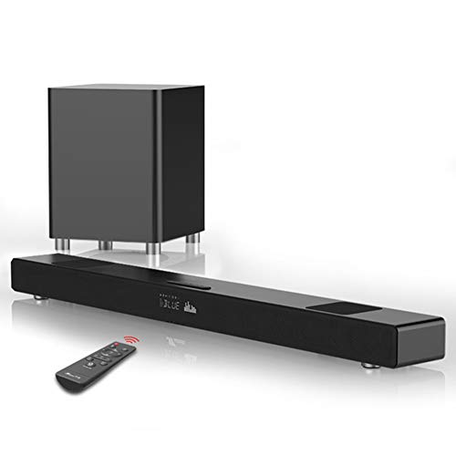 Great Features Of Vee U Feng Sound Bar with Wireless Subwoofer, Home Theater Surround Sound Speaker ...