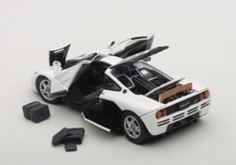 excelentes precios AUTOart 1 43 McLaren F1 (blanco) (blanco) (blanco) (japan import) by AUTOart  tienda