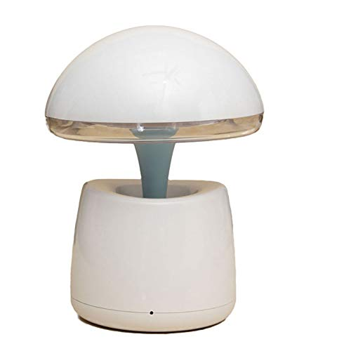 Led-lichttafel lamp draadloze bluetooth luidspreker met afstandsbediening, ondersteuning TF-kaart 3,5 mm, audio MP3 muziek play, USB Boombox