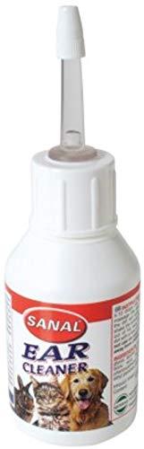 Sanal oorreiniger voor hond en kat 50 ml