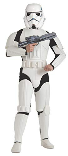 Costume da uomo da assaltatore di Star Wars XL