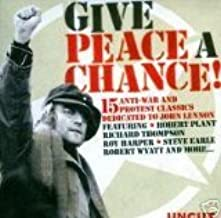 Give Peace a Chance: 15 Anti-War and Protest Classics Dedicated to John Lennon