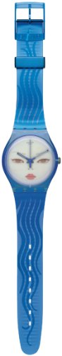 Swatch Damen-Armbanduhr Analog Plastik SUOZ107