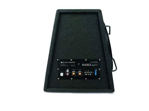 Caliber BC112SA - Active 12 Inch Subwoofer - Built In Amplifier - 600 Watt