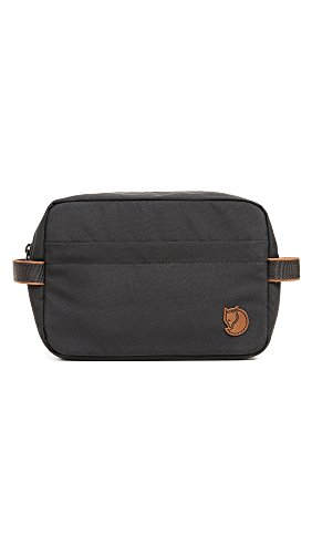 Fjallraven Travel Toiletry Wallets and Small Bags, Dark Grey, OneSize