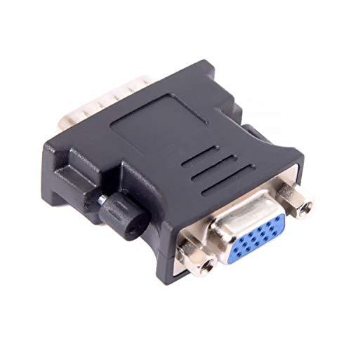 Systeem-S LFH DMS-59pin stekker op 15-pins VGA RGB bus voor PC grafische kaart