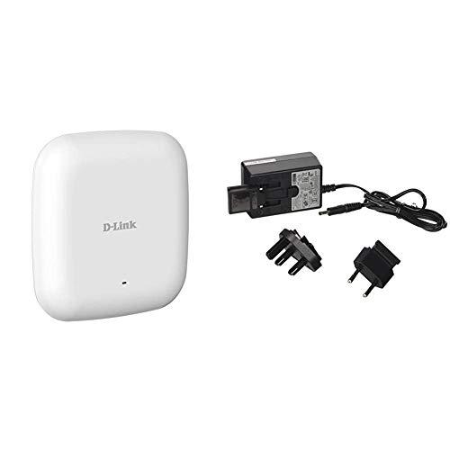 D-Link DAP-2610 - Punto de Acceso PoE WiFi AC1300 Wave2 MU-MIMO Dual...