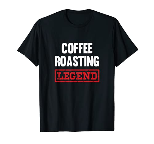 Rôtissoire à café Legend T-Shirt