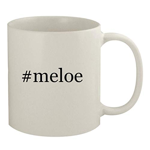 #meloe - 11oz Hashtag White Coffee Mug
