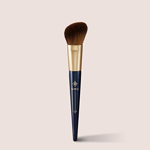 GORGEOUS Angled Blush Brush -100%Vegan- Made of Premium Synthetic Bristles - for Blush, Bronzing, Highlighting, Sculpting & Contouring - PRO MAKEUP BRUSHES