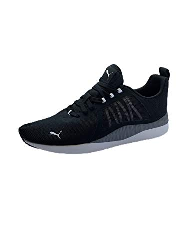 PUMA Mens Pacer Net Cage Sneakers Shoes Casual - Black - Size 10.5 M