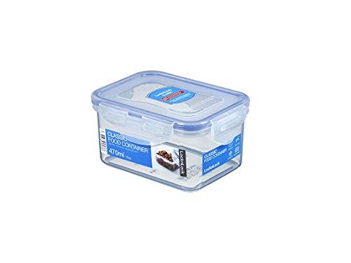 Lock & Lock HPL 807 Boîte essentielle 470 ml Etanche à 100% air et liquide