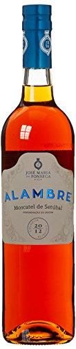 Jose Maria da Fonseca Alambre Moscatel de Setubal DOC, 1er Pack (1 x 0.75 l)