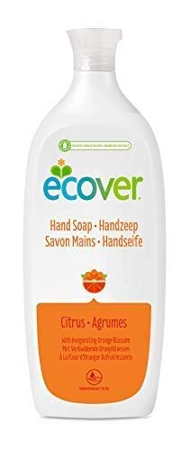 Ecover Liquid Soap Citrus & Orange Blossom Refill, 1L