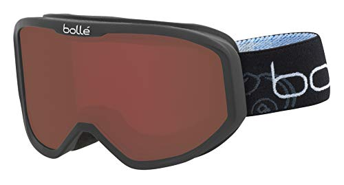 bollé Inuk Snow Goggles Matte Black Bomb Rosy Bronze Unisex-Baby Extra Small