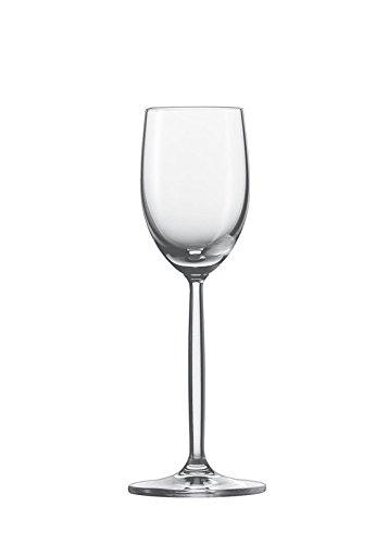 Schott Zwiesel - Diva, Likör 1 Likörglas mit Eichmarke 2+4 cl (104922)