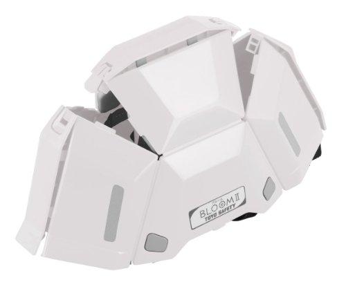 TOYO防災用折りたたみヘルメットBLOOMIINo.101ホワイト