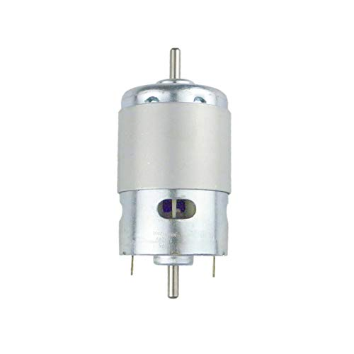 CHANCS 895 Double Shaft Motor DC 12V 6000RPM DC 24V 12000RPM Permanent Magnet Electric Motor for Circular Saw