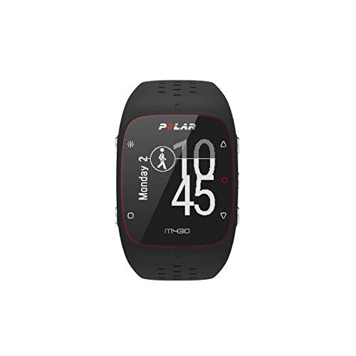 POLAR M430 GPS Running Watch, Black (90066335)