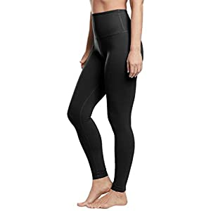 YOLIX High Waisted 7/8 Leggings for Women-Super Soft & Non-See Through Stretchy Yoga Pant