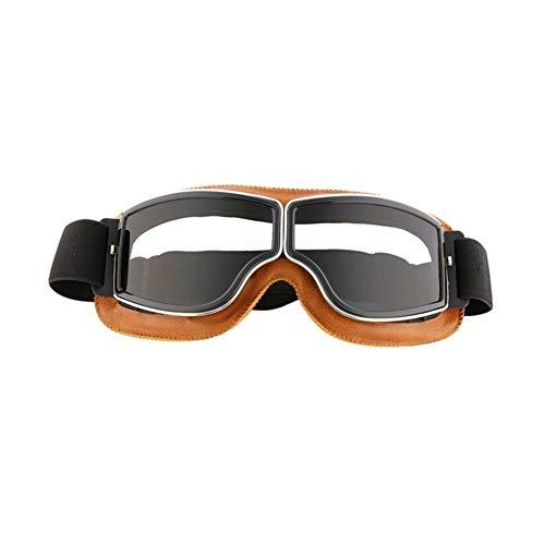 T-ara Ciencia más reciente Gafas protectoras protectoras de UV Combate protector a prueba de polvo fuera de las gafas tácticas Gafas de la motocicleta Gafas de bicicleta Cómodo de llevar