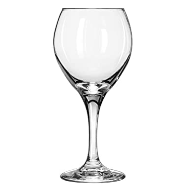 Libbey 13.5-Ounce Classic Red Wine Glass, Clear, 4-Piece