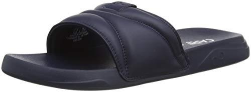 CARE OF by PUMA Slide - Sandalias deportivas para Hombre, Azul (Navy Blazer-white), 43 EU