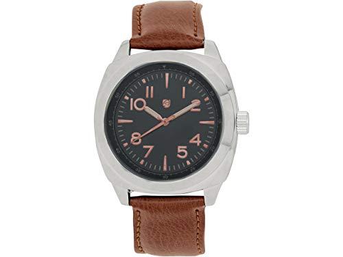 Auriol Herren Armbanduhr Analog mit Wechselband 2-LD5039-4 Herrenuhr Quarzuhr