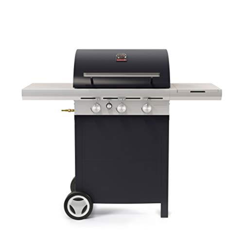 Spring 3112 - Barbecue gaz - avec 3 bruleurs -pour 10 pers