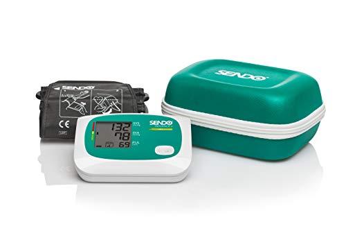 Sendo Advance 3 Oberarm-Blutdruckmessgerät die neue HIRA Technologie entdeckt Schwankungen im Herzrhythmus/AFib 5 Jahre Garantie + Pulsoximeter