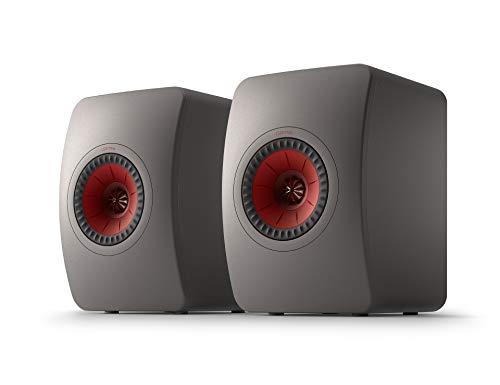 Diffusore da scaffale KEF LS50 Meta, Titan Grey, diffusore monitor | Hifi | Home theater | 40-100 watt