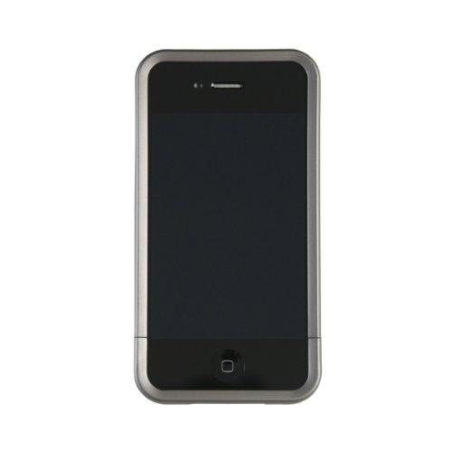 Kensington K39283EU - Funda para Apple iPhone 4/4S, color plateado