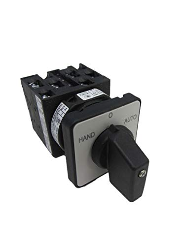 Hand - 0 - Automatik - Schalter Automatikschalter Schalter Putzmaschine Handschalter Putzmaschine G4 G5