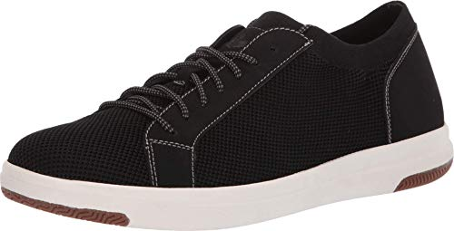 Dockers Mens Franklin Smart Series Knit Sneaker Shoe with Smart 360 Flex and NeverWet Grey