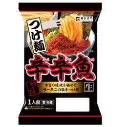寿がきや 麺処井の庄監修 辛辛魚つけ麺1人前×6袋(6食) 冷蔵食品