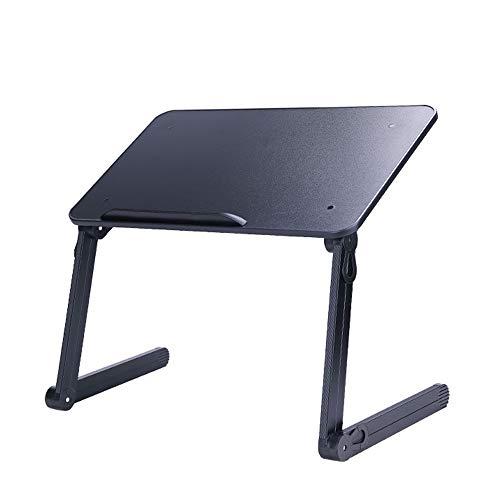GXC klaptafel voor computers, inklapbare tafel voor hoge en basgitaar, inklapbaar, multifunctioneel, inklapbaar
