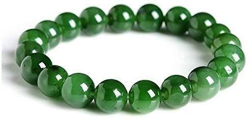 Collier de Mode pour Femmes Bracelet Bijoux en Jade Vert...