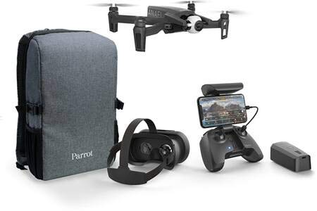 Parrot Drohne 4K Pack Anafi FPV + 1 Zusatzakku