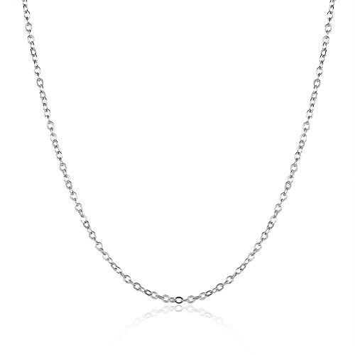 YAZILIND joyeria de Moda de Diseno Simple Gran Estrella de mar en Forma de Plata Colgante Plateado para Mujeres Ninas (sin Cadenas)