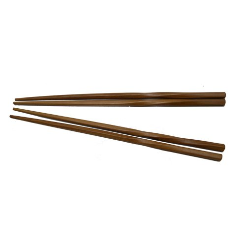 Sushi Bamboo Board Set with 2 Sauce Plate , 2 chopstick -Blue