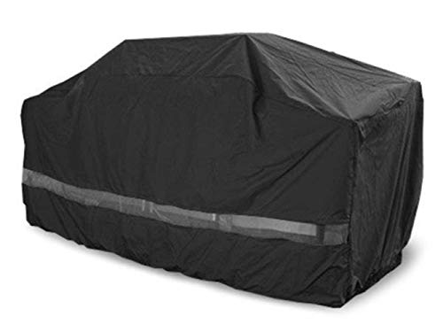 Covermates – Island Grill Cover – 86W x 44D x 48H – Classic Collection – 2 YR Warranty – Year Around Protection - Black