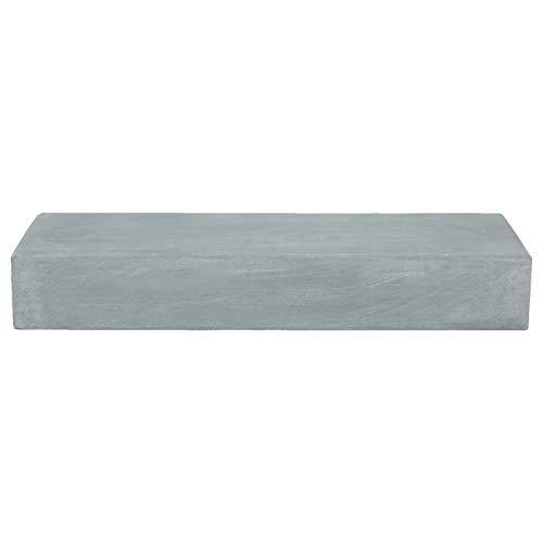 Afilador de cuchillos Piedra de afilar de pulpa natural resistente al desgaste portátil para uso doméstico