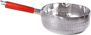 MTCWD Cacerola Antiadherente Olla Sartén for la Salsa de Sopa de Fideos de Aluminio Pan con Pitorro Azúcar de fusión del Chocolate Pot (Color : 20cm)