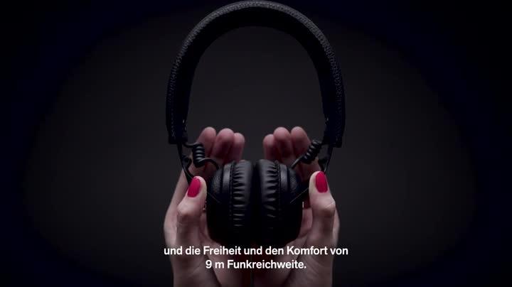 Marshall Mid Active Noise Cancelling Headphones With Elektronik