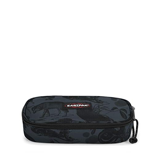 Eastpak Oval Single Federmäppchen, 22 cm, Blau (Seaside Stars)