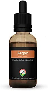 Luqmani Herbal Medicine Organic Cold-Pressed Moroccan Argan Oil for Hair and Skin